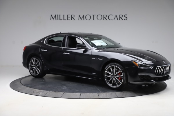 New 2019 Maserati Ghibli S Q4 GranLusso for sale $98,395 at Rolls-Royce Motor Cars Greenwich in Greenwich CT 06830 10
