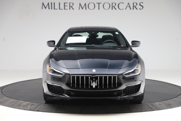 New 2019 Maserati Ghibli S Q4 GranLusso for sale $98,395 at Rolls-Royce Motor Cars Greenwich in Greenwich CT 06830 12