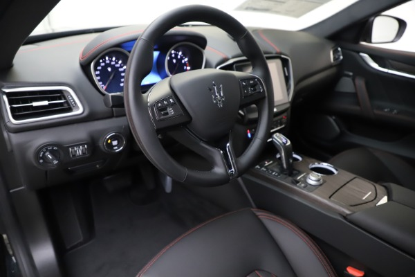 New 2019 Maserati Ghibli S Q4 GranLusso for sale $98,395 at Rolls-Royce Motor Cars Greenwich in Greenwich CT 06830 13