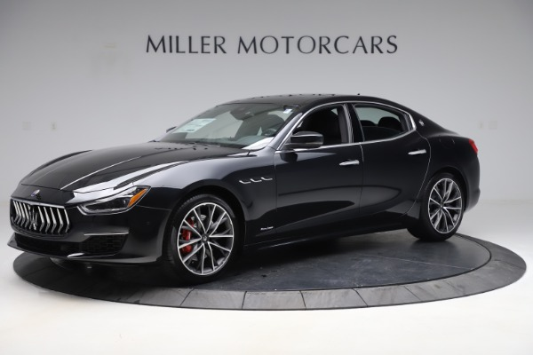New 2019 Maserati Ghibli S Q4 GranLusso for sale Sold at Rolls-Royce Motor Cars Greenwich in Greenwich CT 06830 2