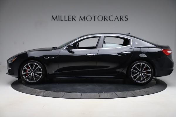 New 2019 Maserati Ghibli S Q4 GranLusso for sale Sold at Rolls-Royce Motor Cars Greenwich in Greenwich CT 06830 3