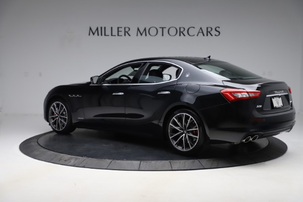 New 2019 Maserati Ghibli S Q4 GranLusso for sale $98,395 at Rolls-Royce Motor Cars Greenwich in Greenwich CT 06830 4