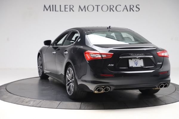 New 2019 Maserati Ghibli S Q4 GranLusso for sale Sold at Rolls-Royce Motor Cars Greenwich in Greenwich CT 06830 5