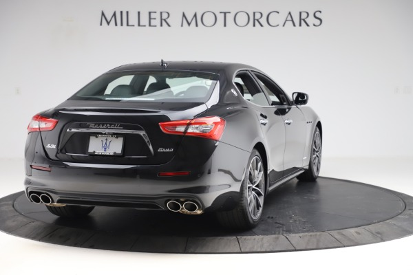 New 2019 Maserati Ghibli S Q4 GranLusso for sale $98,395 at Rolls-Royce Motor Cars Greenwich in Greenwich CT 06830 7