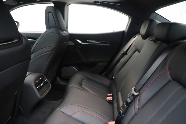 New 2019 Maserati Ghibli S Q4 GranSport for sale Sold at Rolls-Royce Motor Cars Greenwich in Greenwich CT 06830 19