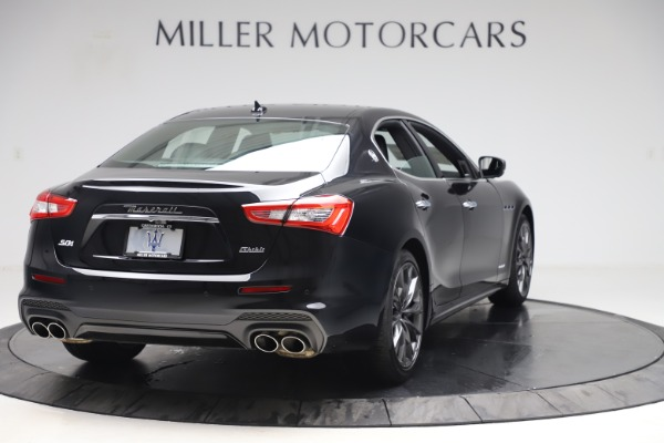 New 2019 Maserati Ghibli S Q4 GranSport for sale Sold at Rolls-Royce Motor Cars Greenwich in Greenwich CT 06830 7
