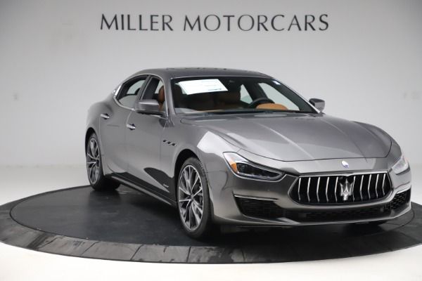 New 2019 Maserati Ghibli S Q4 GranLusso for sale $98,095 at Rolls-Royce Motor Cars Greenwich in Greenwich CT 06830 11