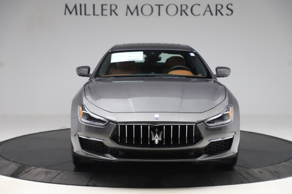 New 2019 Maserati Ghibli S Q4 GranLusso for sale $98,095 at Rolls-Royce Motor Cars Greenwich in Greenwich CT 06830 12