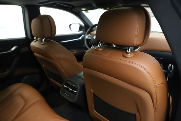 New 2019 Maserati Ghibli S Q4 GranLusso for sale $98,095 at Rolls-Royce Motor Cars Greenwich in Greenwich CT 06830 28