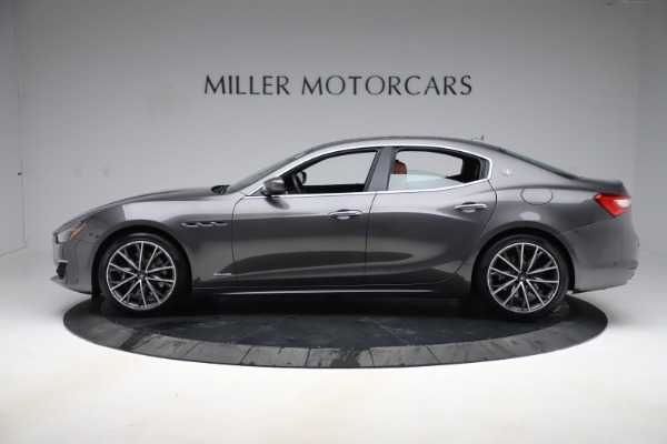 New 2019 Maserati Ghibli S Q4 GranLusso for sale $98,095 at Rolls-Royce Motor Cars Greenwich in Greenwich CT 06830 3
