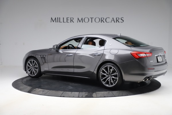 New 2019 Maserati Ghibli S Q4 GranLusso for sale $98,095 at Rolls-Royce Motor Cars Greenwich in Greenwich CT 06830 4