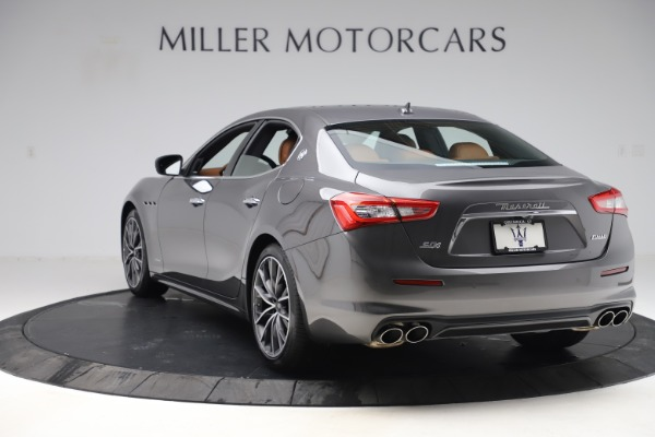 New 2019 Maserati Ghibli S Q4 GranLusso for sale $98,095 at Rolls-Royce Motor Cars Greenwich in Greenwich CT 06830 5