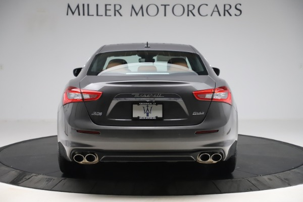 New 2019 Maserati Ghibli S Q4 GranLusso for sale $98,095 at Rolls-Royce Motor Cars Greenwich in Greenwich CT 06830 6