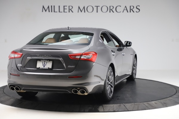 New 2019 Maserati Ghibli S Q4 GranLusso for sale $98,095 at Rolls-Royce Motor Cars Greenwich in Greenwich CT 06830 7