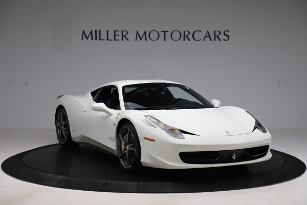 Used 2013 Ferrari 458 Italia for sale $186,900 at Rolls-Royce Motor Cars Greenwich in Greenwich CT 06830 11