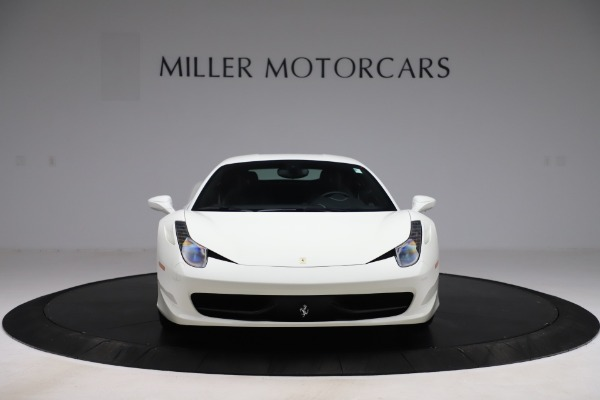 Used 2013 Ferrari 458 Italia for sale $186,900 at Rolls-Royce Motor Cars Greenwich in Greenwich CT 06830 12