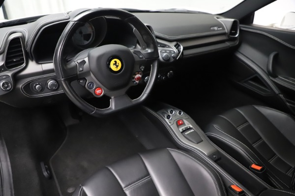 Used 2013 Ferrari 458 Italia for sale $186,900 at Rolls-Royce Motor Cars Greenwich in Greenwich CT 06830 13