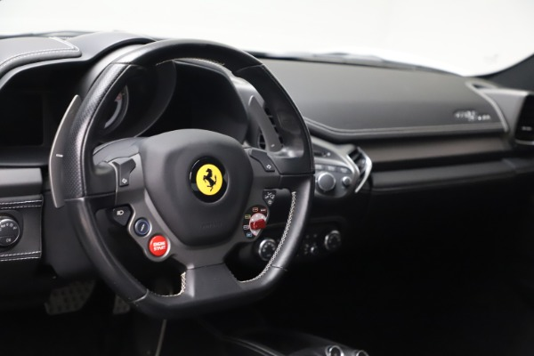 Used 2013 Ferrari 458 Italia for sale $186,900 at Rolls-Royce Motor Cars Greenwich in Greenwich CT 06830 16