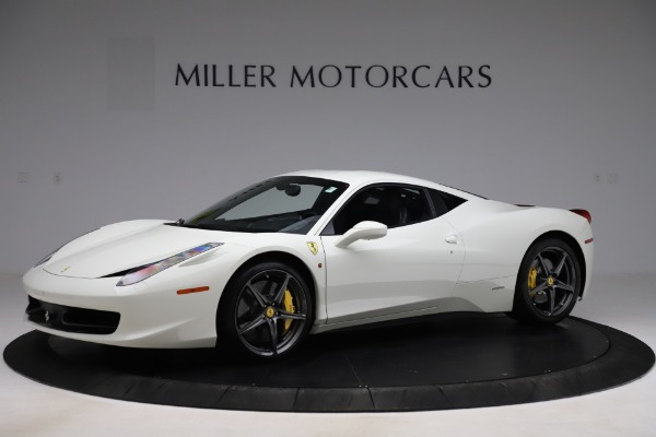 Used 2013 Ferrari 458 Italia for sale $186,900 at Rolls-Royce Motor Cars Greenwich in Greenwich CT 06830 2