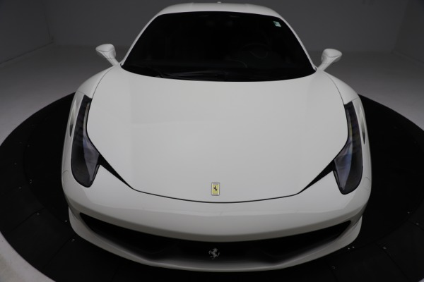 Used 2013 Ferrari 458 Italia for sale $186,900 at Rolls-Royce Motor Cars Greenwich in Greenwich CT 06830 25