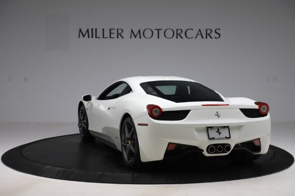 Used 2013 Ferrari 458 Italia for sale $186,900 at Rolls-Royce Motor Cars Greenwich in Greenwich CT 06830 5