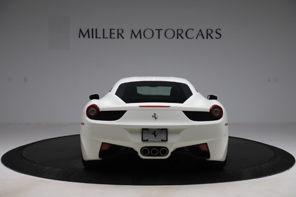 Used 2013 Ferrari 458 Italia for sale $186,900 at Rolls-Royce Motor Cars Greenwich in Greenwich CT 06830 6