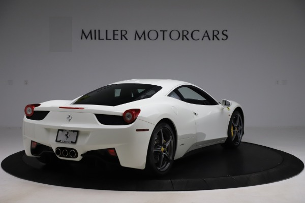 Used 2013 Ferrari 458 Italia for sale $186,900 at Rolls-Royce Motor Cars Greenwich in Greenwich CT 06830 7