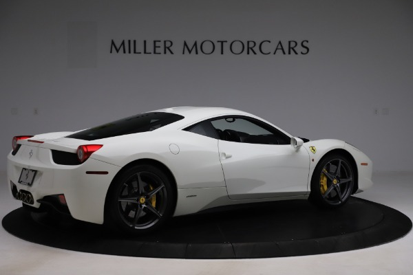 Used 2013 Ferrari 458 Italia for sale $186,900 at Rolls-Royce Motor Cars Greenwich in Greenwich CT 06830 8