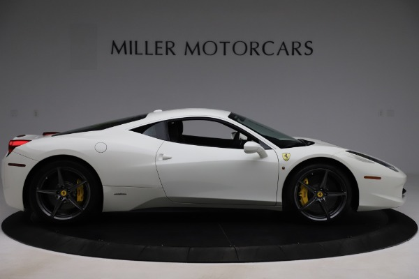 Used 2013 Ferrari 458 Italia for sale $186,900 at Rolls-Royce Motor Cars Greenwich in Greenwich CT 06830 9