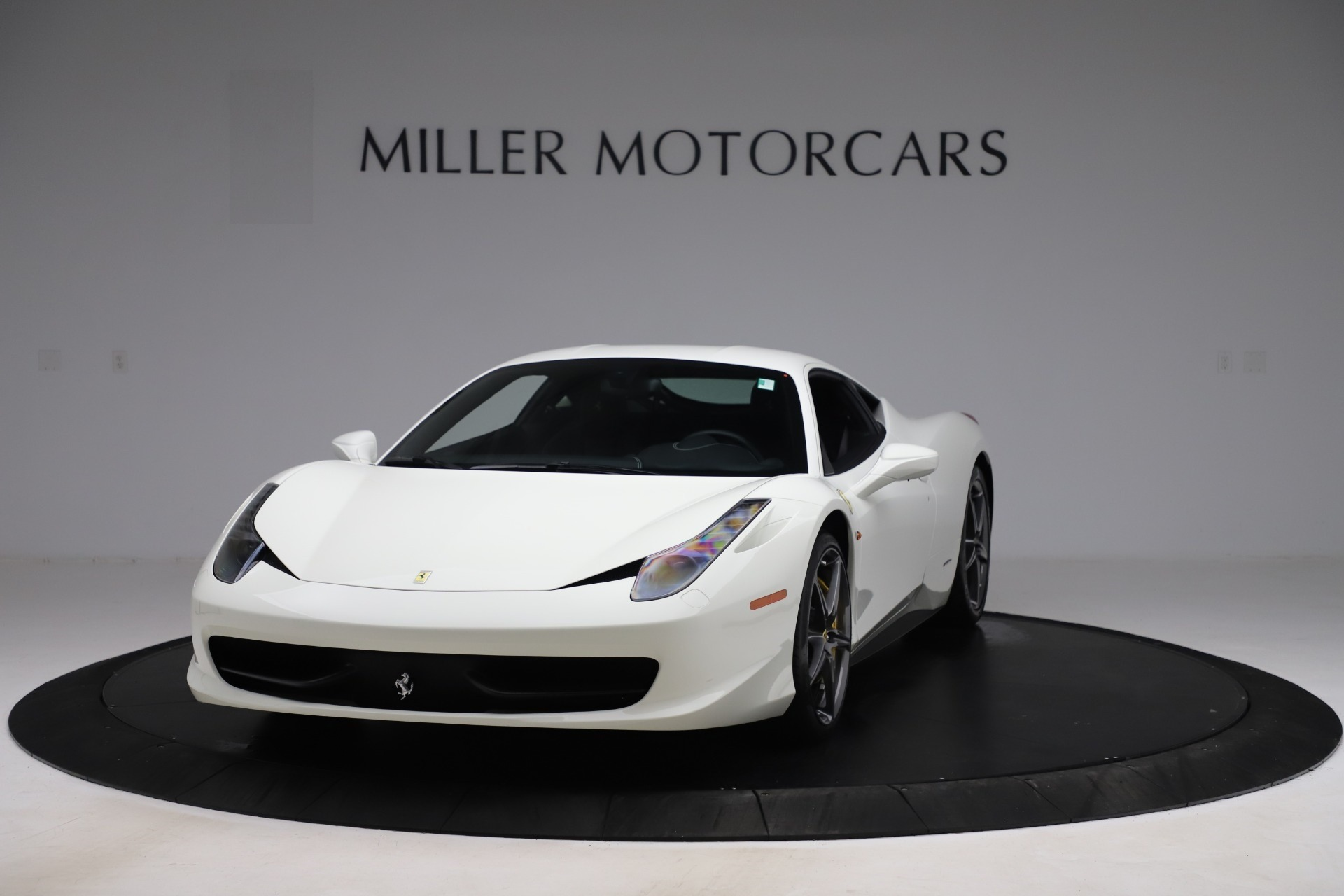 Used 2013 Ferrari 458 Italia for sale $186,900 at Rolls-Royce Motor Cars Greenwich in Greenwich CT 06830 1