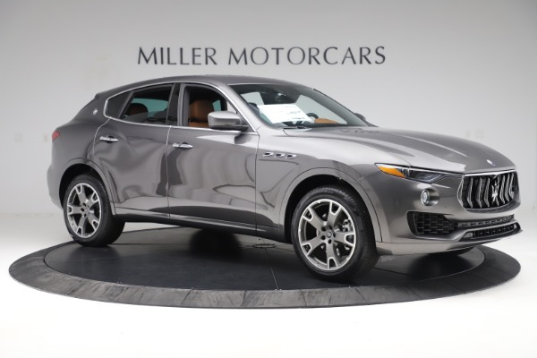 New 2020 Maserati Levante Q4 for sale $79,935 at Rolls-Royce Motor Cars Greenwich in Greenwich CT 06830 10