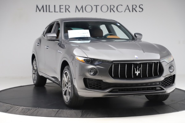 New 2020 Maserati Levante Q4 for sale $79,935 at Rolls-Royce Motor Cars Greenwich in Greenwich CT 06830 11