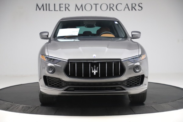 New 2020 Maserati Levante Q4 for sale $79,935 at Rolls-Royce Motor Cars Greenwich in Greenwich CT 06830 12