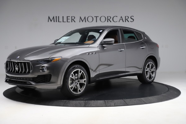 New 2020 Maserati Levante Q4 for sale $79,935 at Rolls-Royce Motor Cars Greenwich in Greenwich CT 06830 2