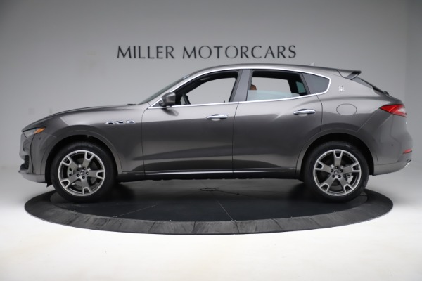 New 2020 Maserati Levante Q4 for sale $79,935 at Rolls-Royce Motor Cars Greenwich in Greenwich CT 06830 3