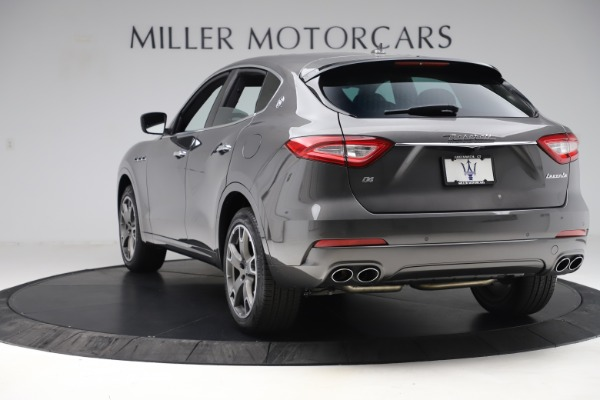 New 2020 Maserati Levante Q4 for sale $79,935 at Rolls-Royce Motor Cars Greenwich in Greenwich CT 06830 5
