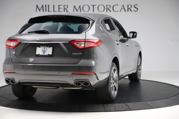 New 2020 Maserati Levante Q4 for sale $79,935 at Rolls-Royce Motor Cars Greenwich in Greenwich CT 06830 7
