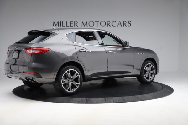 New 2020 Maserati Levante Q4 for sale $79,935 at Rolls-Royce Motor Cars Greenwich in Greenwich CT 06830 8