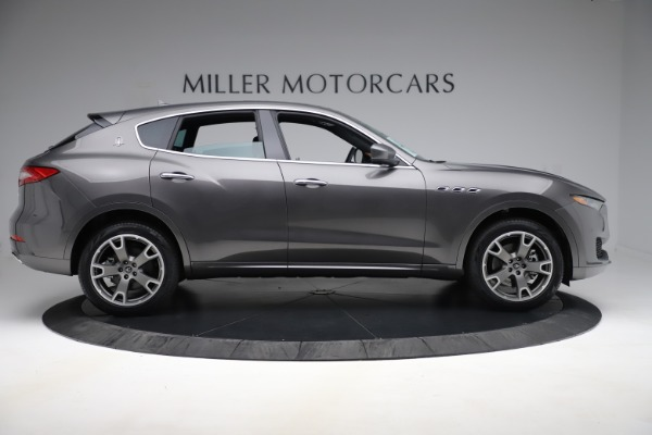 New 2020 Maserati Levante Q4 for sale $79,935 at Rolls-Royce Motor Cars Greenwich in Greenwich CT 06830 9