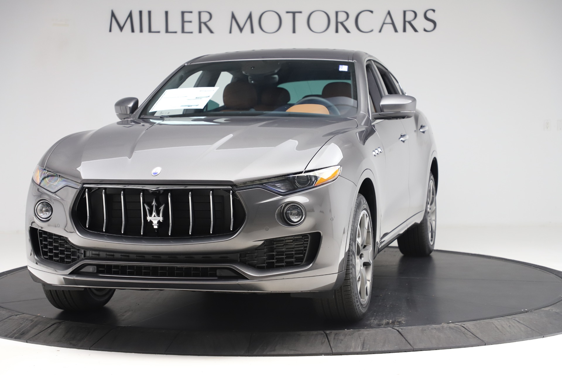 New 2020 Maserati Levante Q4 for sale $79,935 at Rolls-Royce Motor Cars Greenwich in Greenwich CT 06830 1