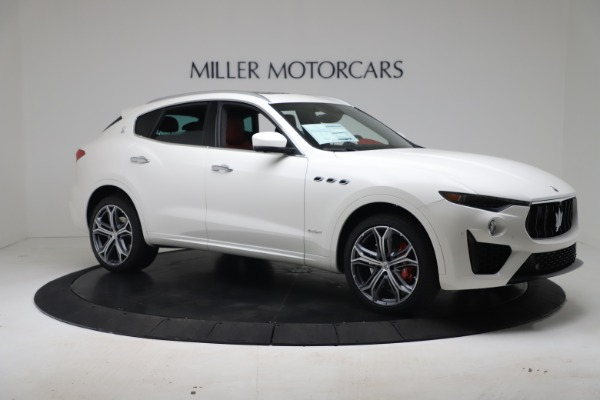 New 2020 Maserati Levante S Q4 GranSport for sale $101,085 at Rolls-Royce Motor Cars Greenwich in Greenwich CT 06830 10