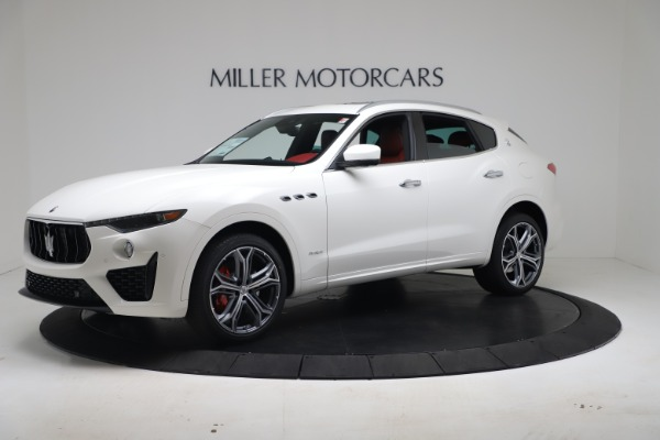 New 2020 Maserati Levante S Q4 GranSport for sale $101,085 at Rolls-Royce Motor Cars Greenwich in Greenwich CT 06830 2