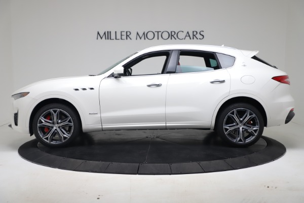 New 2020 Maserati Levante S Q4 GranSport for sale $101,085 at Rolls-Royce Motor Cars Greenwich in Greenwich CT 06830 3