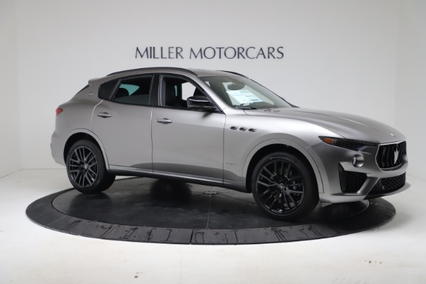 New 2020 Maserati Levante S Q4 GranSport for sale $102,285 at Rolls-Royce Motor Cars Greenwich in Greenwich CT 06830 10