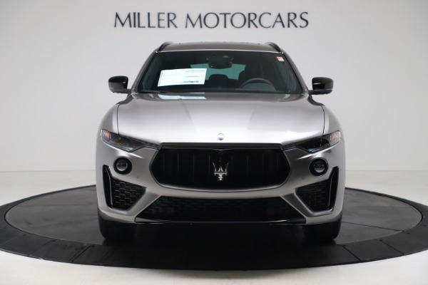 New 2020 Maserati Levante S Q4 GranSport for sale $102,285 at Rolls-Royce Motor Cars Greenwich in Greenwich CT 06830 12
