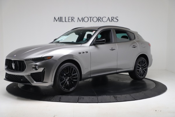 New 2020 Maserati Levante S Q4 GranSport for sale $102,285 at Rolls-Royce Motor Cars Greenwich in Greenwich CT 06830 2