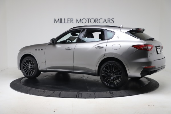 New 2020 Maserati Levante S Q4 GranSport for sale $102,285 at Rolls-Royce Motor Cars Greenwich in Greenwich CT 06830 4