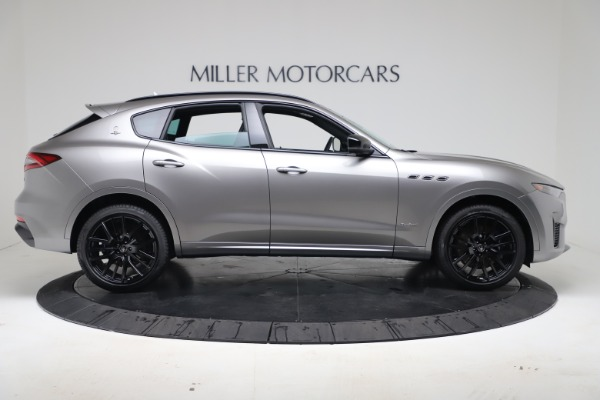 New 2020 Maserati Levante S Q4 GranSport for sale $102,285 at Rolls-Royce Motor Cars Greenwich in Greenwich CT 06830 9