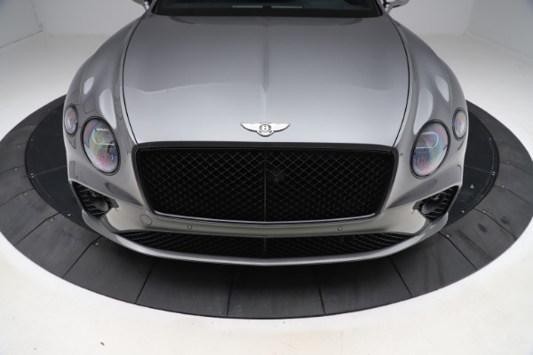 New 2020 Bentley Continental GT W12 for sale Sold at Rolls-Royce Motor Cars Greenwich in Greenwich CT 06830 13