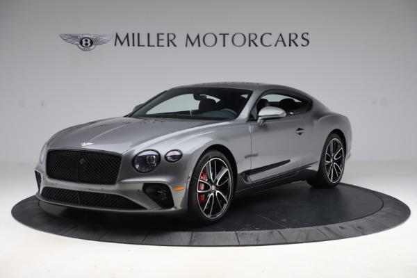 New 2020 Bentley Continental GT W12 for sale Sold at Rolls-Royce Motor Cars Greenwich in Greenwich CT 06830 2